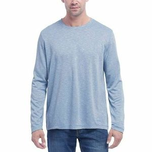 Orvis Men's Cascade Long Sleeve Crew Neck Shirt